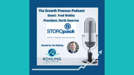 Rohling Growth Advisors, STOROpack Fred Wehby Podcast